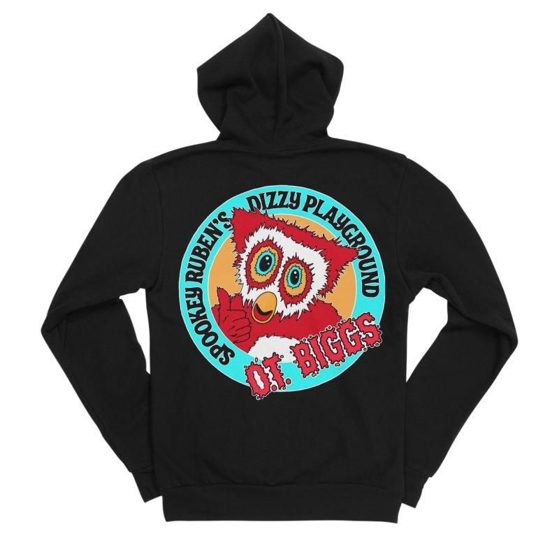 O.T. Biggs Men's Zip-Up Hoody by Spookey Ruben Clothing Store