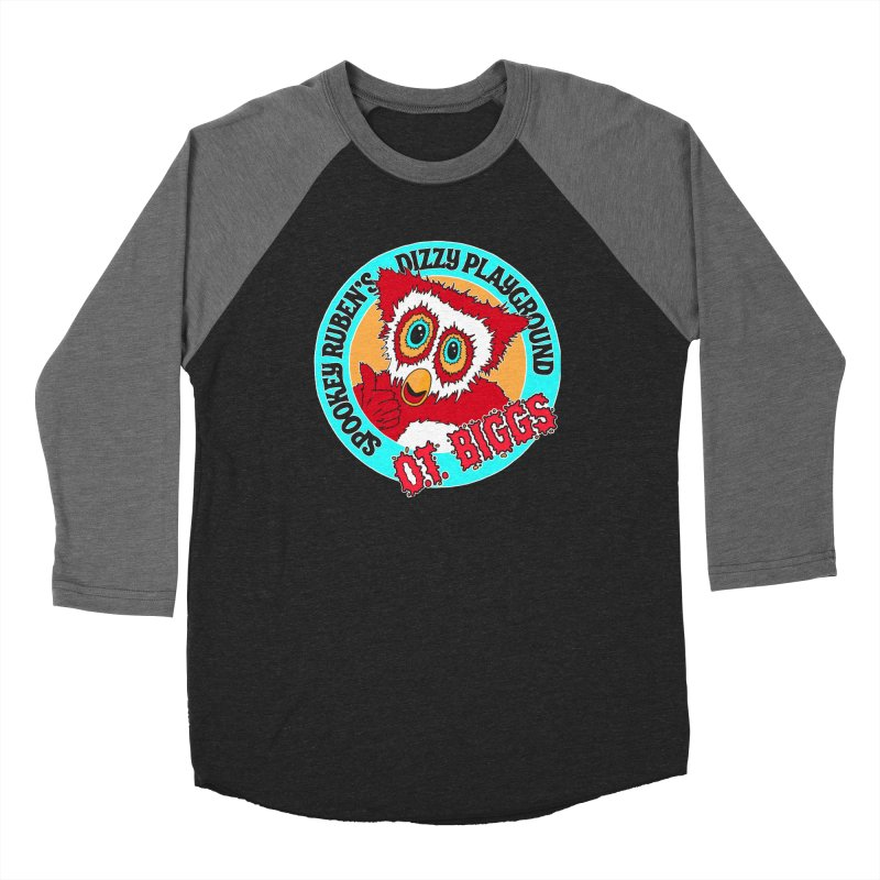 O.T. Biggs Women's Longsleeve T-Shirt by Spookey Ruben Clothing Store