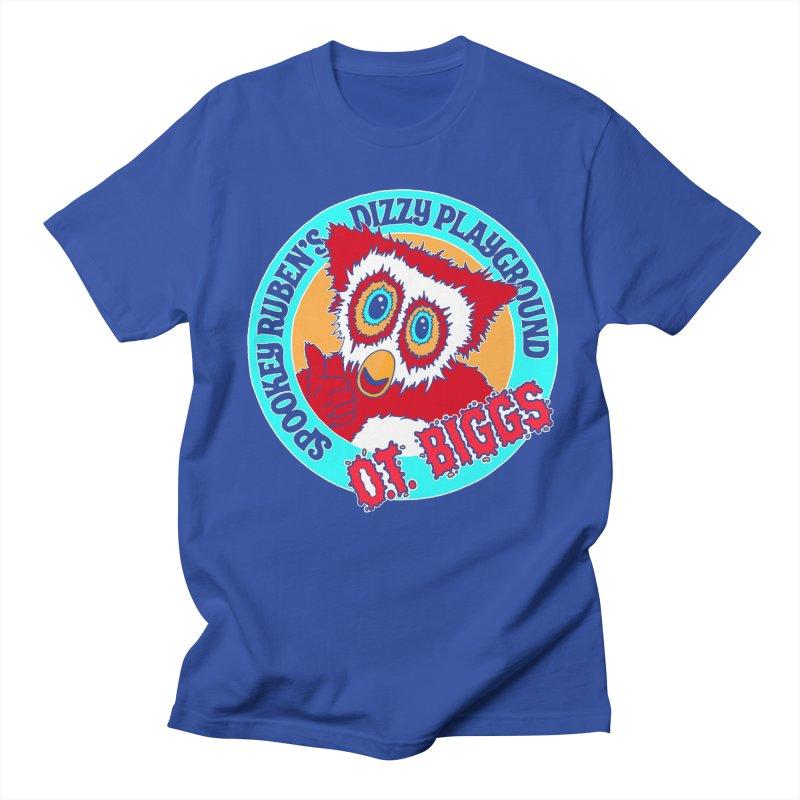O.T. Biggs Men's T-Shirt by Spookey Ruben Clothing Store