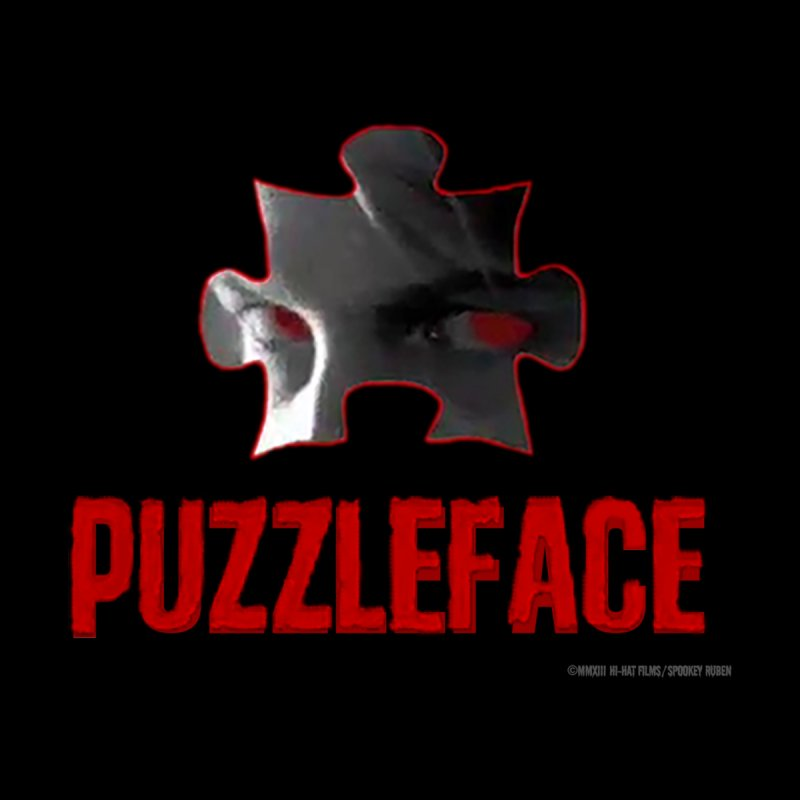PUZZLEFACE Men's Longsleeve T-Shirt by Spookey Ruben Clothing Store