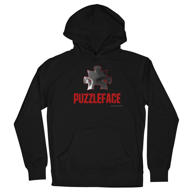 PUZZLEFACE Men's Pullover Hoody by Spookey Ruben Clothing Store