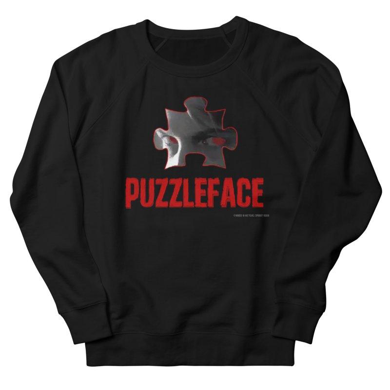 PUZZLEFACE Men's Sweatshirt by Spookey Ruben Clothing Store