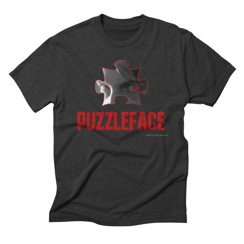 PUZZLEFACE Men's T-Shirt by Spookey Ruben Clothing Store