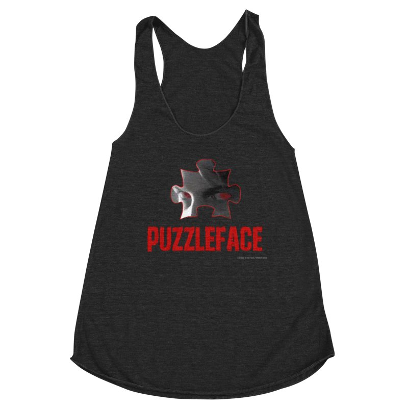 PUZZLEFACE Women's Tank by Spookey Ruben Clothing Store