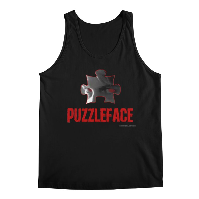 PUZZLEFACE Men's Tank by Spookey Ruben Clothing Store