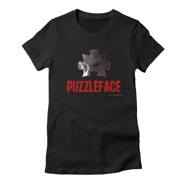 PUZZLEFACE Women's T-Shirt by Spookey Ruben Clothing Store