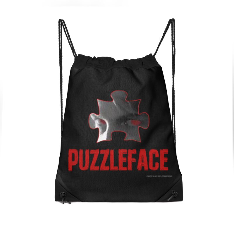 PUZZLEFACE Accessories Bag by Spookey Ruben Clothing Store