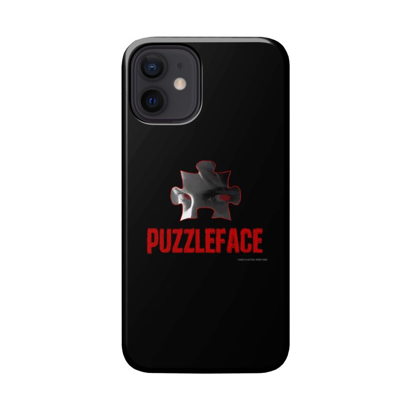 PUZZLEFACE Accessories Phone Case by Spookey Ruben Clothing Store