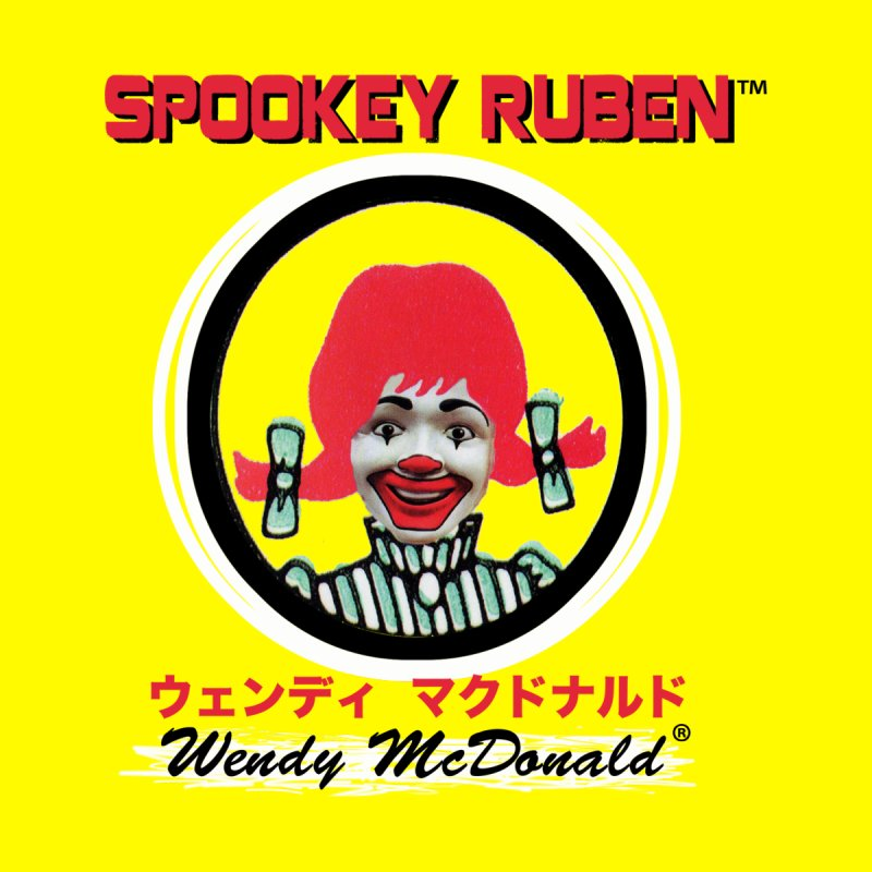 WENDY MCDONALD Men's Pullover Hoody by Spookey Ruben Clothing Store