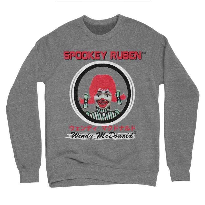 WENDY MCDONALD Men's Sweatshirt by Spookey Ruben Clothing Store