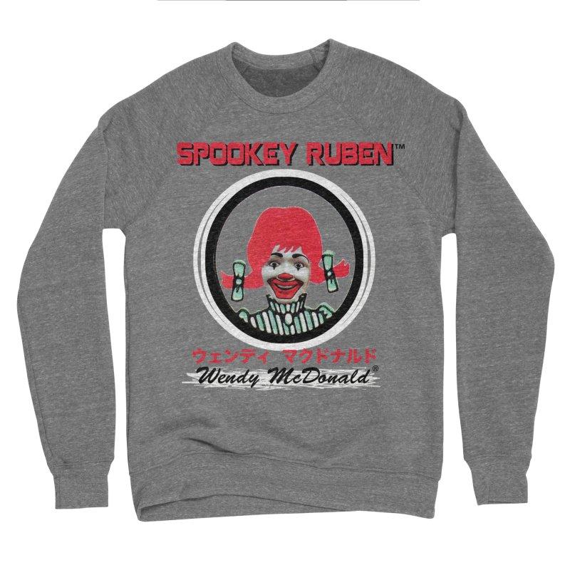 WENDY MCDONALD Women's Sweatshirt by Spookey Ruben Clothing Store