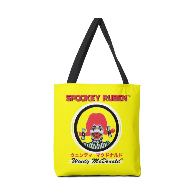 WENDY MCDONALD Accessories Bag by Spookey Ruben Clothing Store