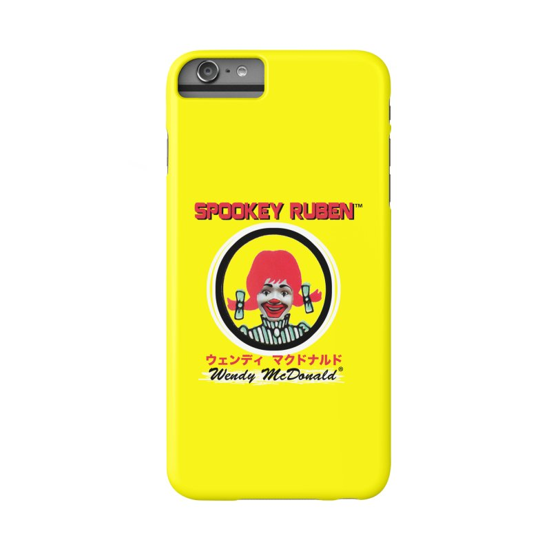 WENDY MCDONALD Accessories Phone Case by Spookey Ruben Clothing Store