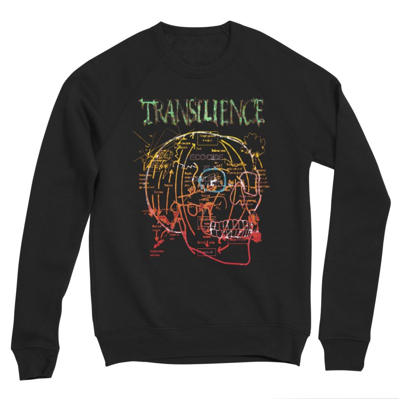 TRANSILIENCE Women's Sweatshirt by Spookey Ruben Clothing Store