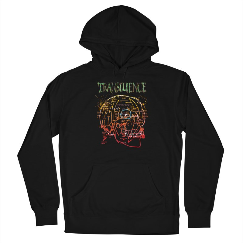TRANSILIENCE Men's Pullover Hoody by Spookey Ruben Clothing Store