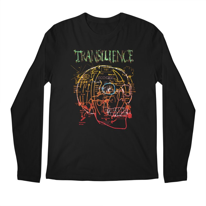 TRANSILIENCE Men's Longsleeve T-Shirt by Spookey Ruben Clothing Store