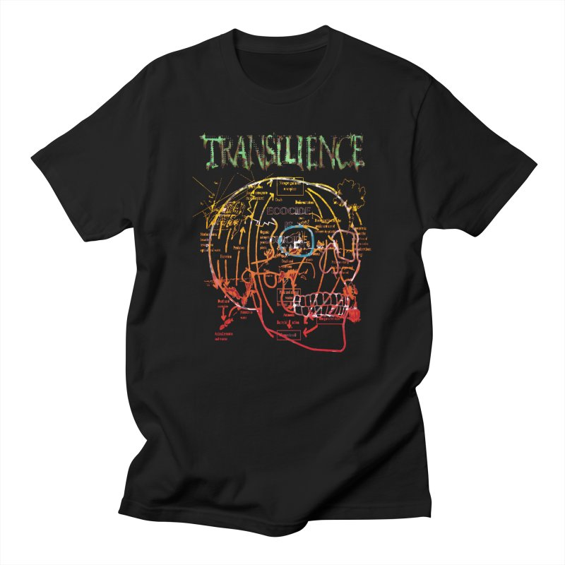 TRANSILIENCE Women's T-Shirt by Spookey Ruben Clothing Store