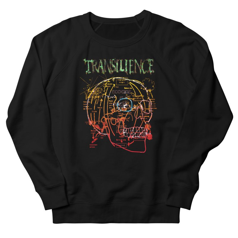 TRANSILIENCE Men's Sweatshirt by Spookey Ruben Clothing Store