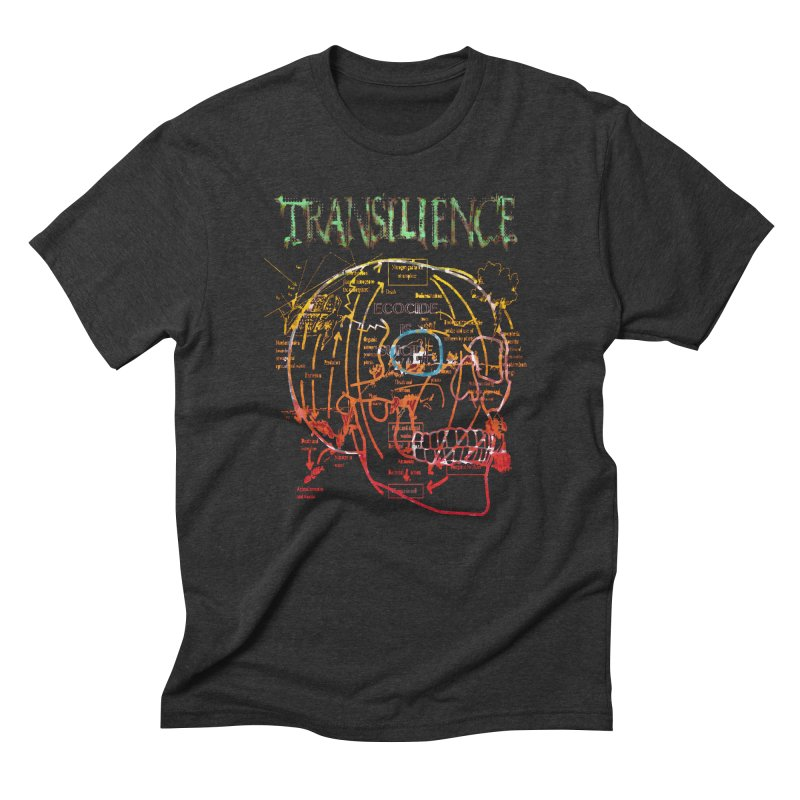 TRANSILIENCE Men's T-Shirt by Spookey Ruben Clothing Store