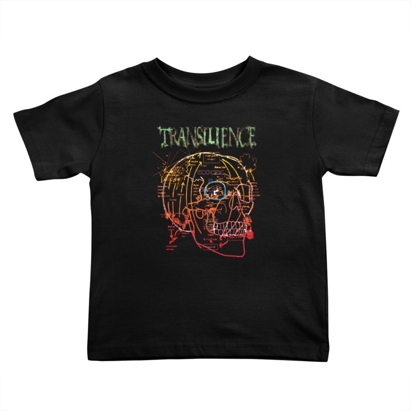 TRANSILIENCE Kids Toddler T-Shirt by Spookey Ruben Clothing Store