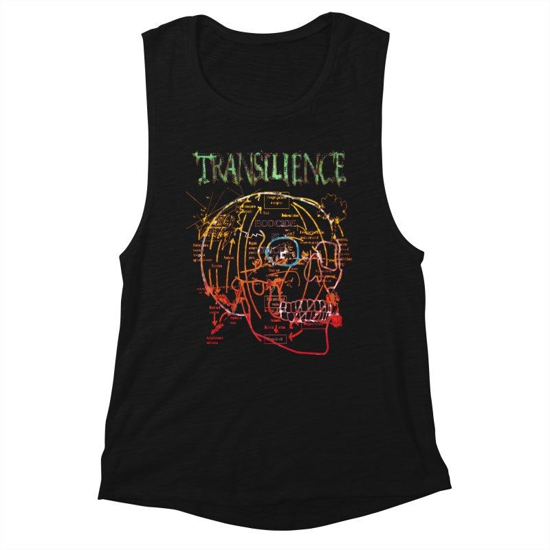TRANSILIENCE Women's Tank by Spookey Ruben Clothing Store