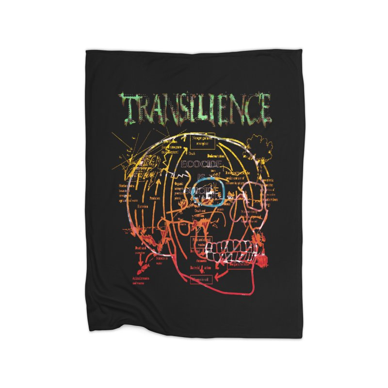 TRANSILIENCE Home Blanket by Spookey Ruben Clothing Store