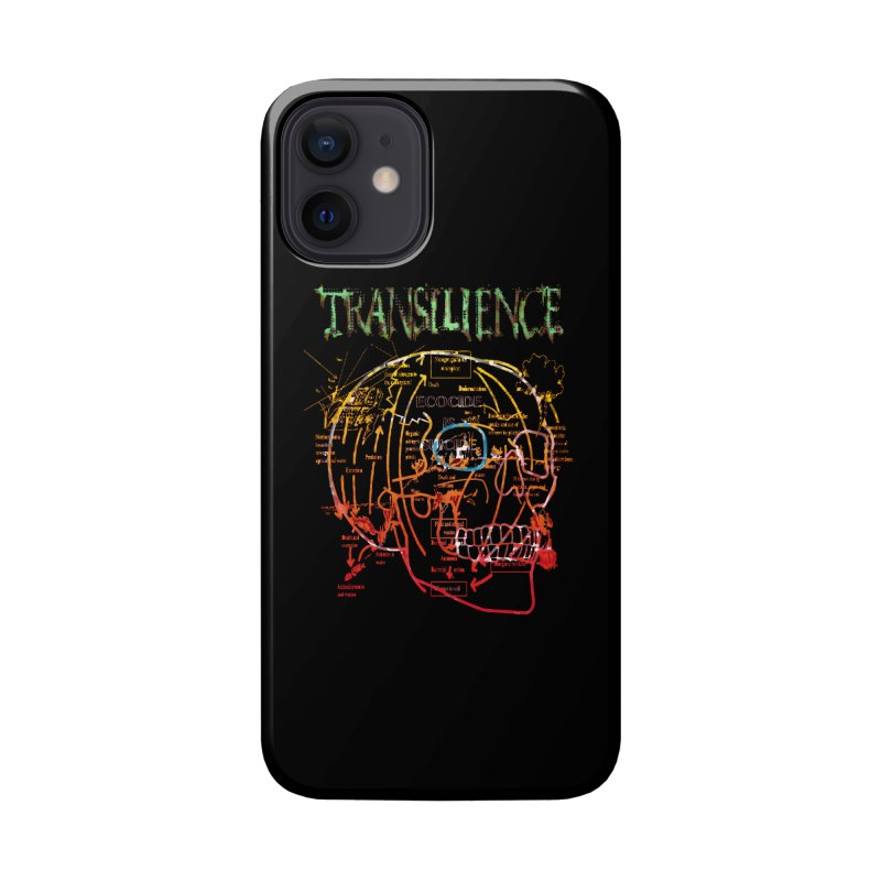 TRANSILIENCE Accessories Phone Case by Spookey Ruben Clothing Store