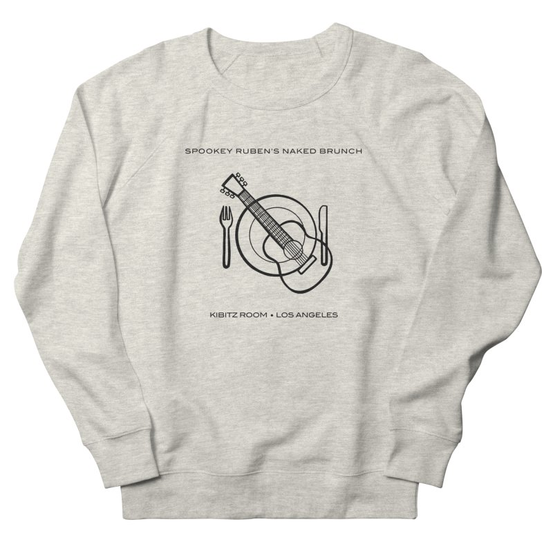 NAKED BRUNCH Men's Sweatshirt by Spookey Ruben Clothing Store