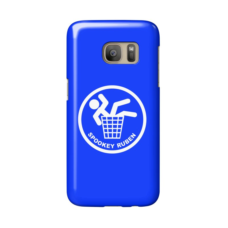 "Spookey Classic ""Man in the Trash' Logo Accessories Phone Case by Spookey Ruben Clothing Store"