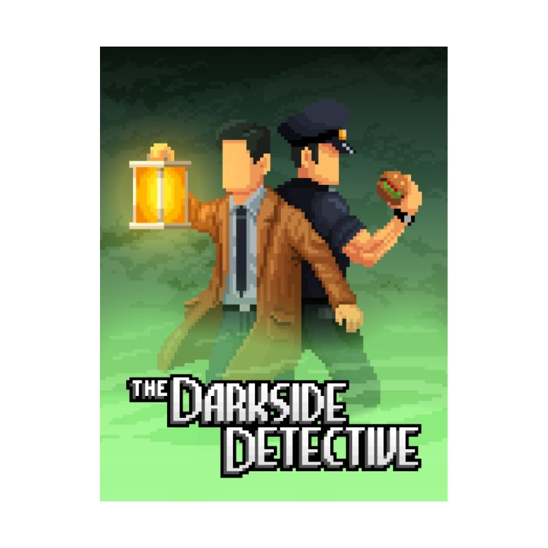 The Darkside Detective Special Edition Accessories Mug by Spooky Doorway's Merch Shop