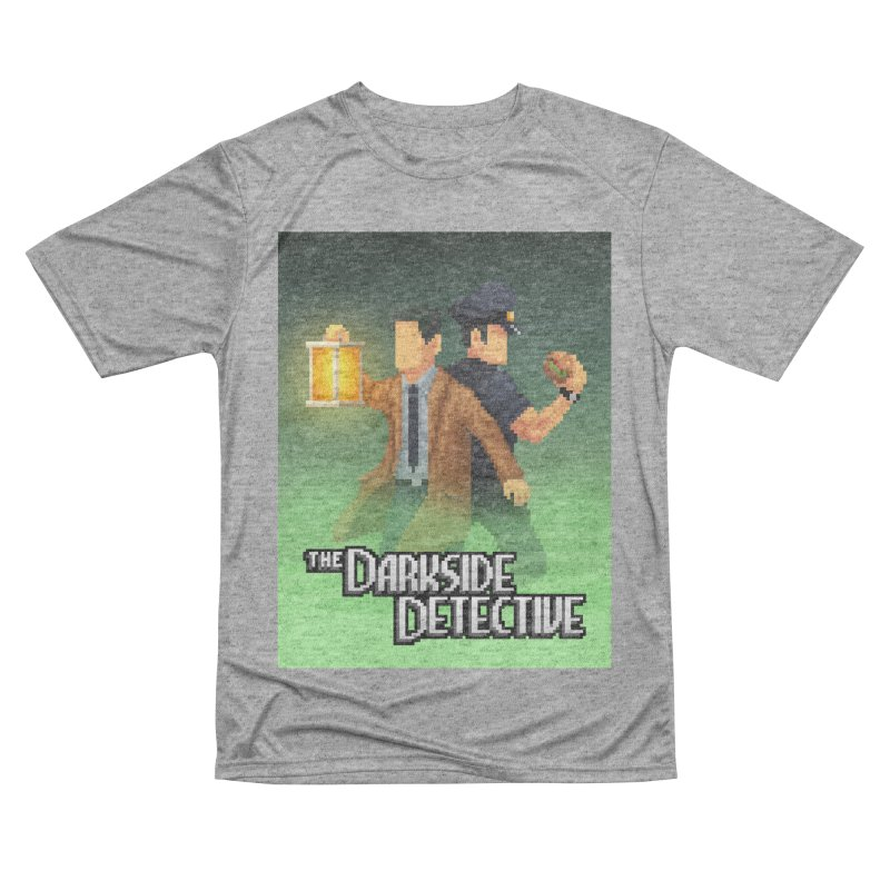 The Darkside Detective Special Edition Women's Performance Unisex T-Shirt by Spooky Doorway's Merch Shop