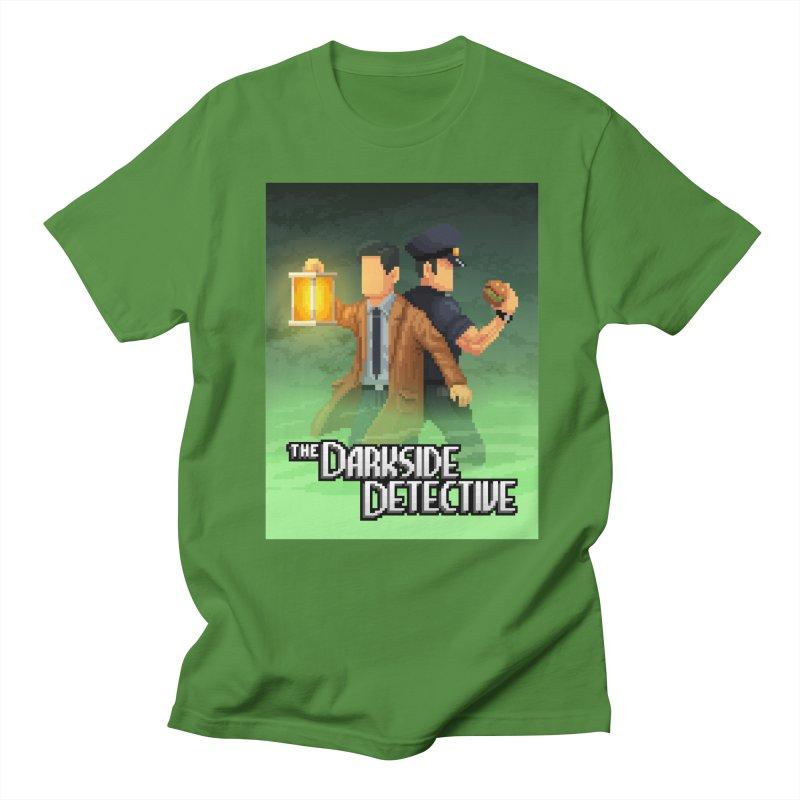 The Darkside Detective Special Edition Men's Regular T-Shirt by Spooky Doorway's Merch Shop
