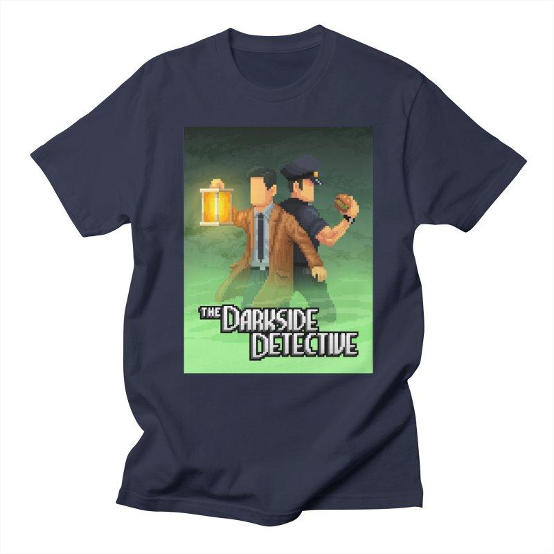 The Darkside Detective Special Edition Women's Regular Unisex T-Shirt by Spooky Doorway's Merch Shop