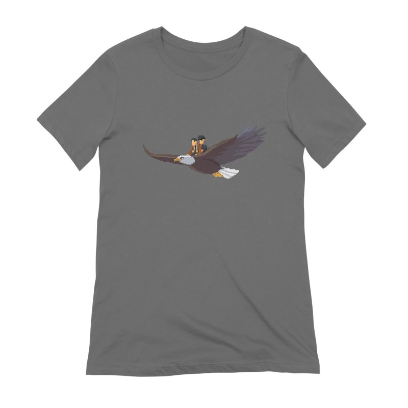 Detect From Above Women's Extra Soft T-Shirt by Spooky Doorway's Merch Shop