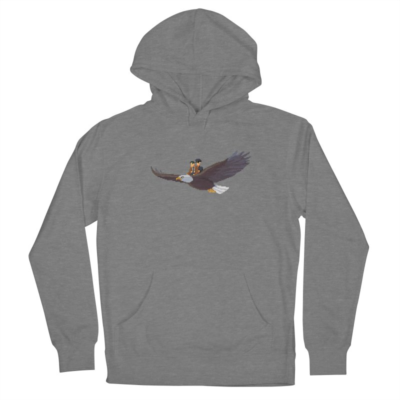Detect From Above Women's Pullover Hoody by Spooky Doorway's Merch Shop