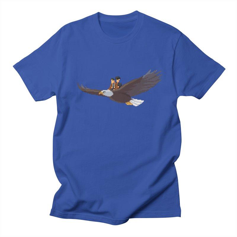 Detect From Above Women's Regular Unisex T-Shirt by Spooky Doorway's Merch Shop