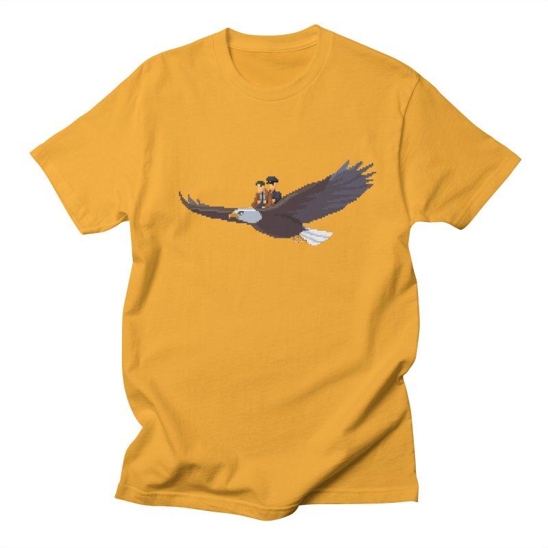 Detect From Above Men's Regular T-Shirt by Spooky Doorway's Merch Shop