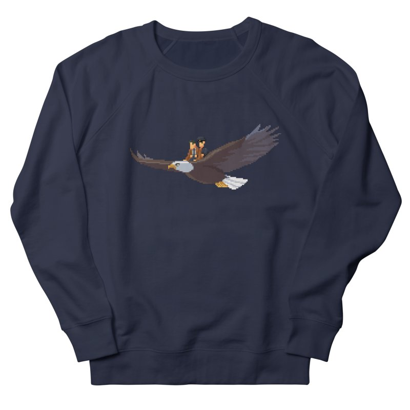 Detect From Above Women's Sweatshirt by Spooky Doorway's Merch Shop