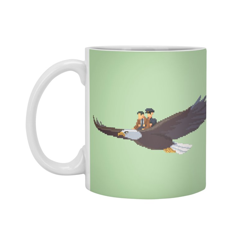 Detect From Above Accessories Standard Mug by Spooky Doorway's Merch Shop
