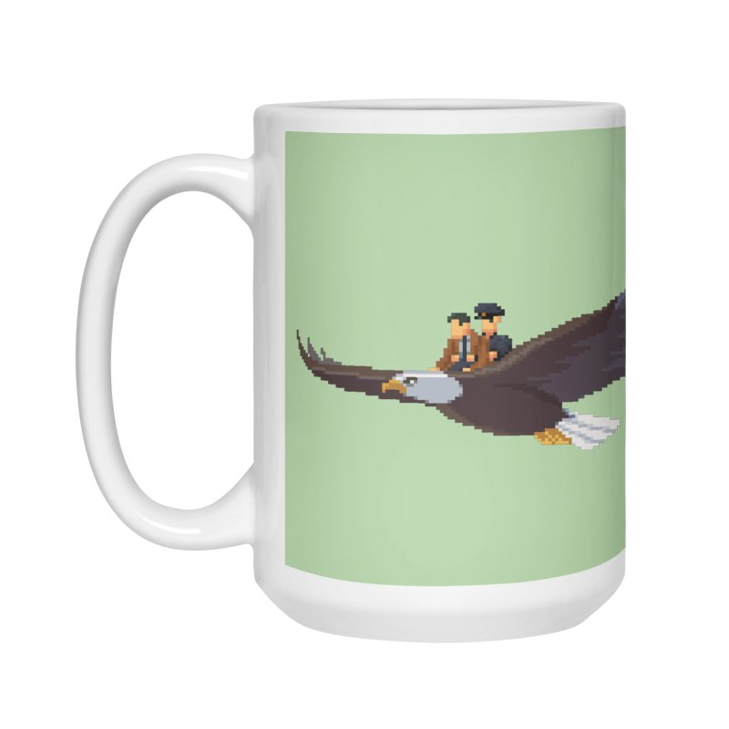 Detect From Above Accessories Mug by Spooky Doorway's Merch Shop
