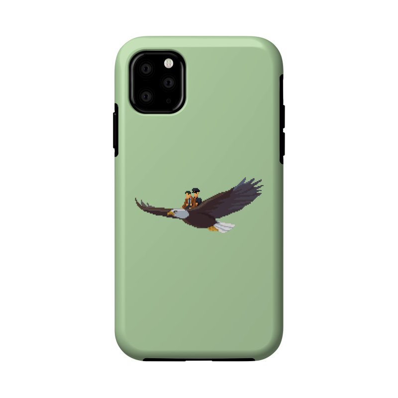 Detect From Above Accessories Phone Case by Spooky Doorway's Merch Shop