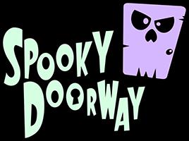 Spooky Doorway's Merch Shop Logo