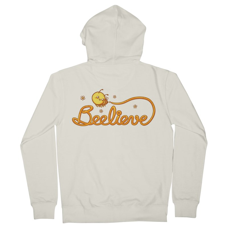 Beelieve Women's French Terry Zip-Up Hoody by spookylili