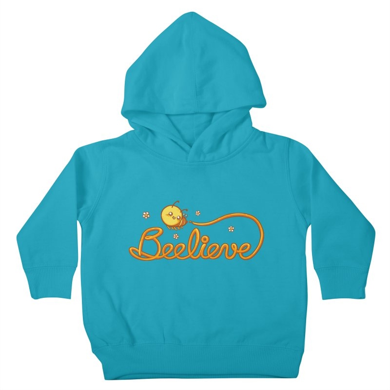 Beelieve Kids Toddler Pullover Hoody by spookylili