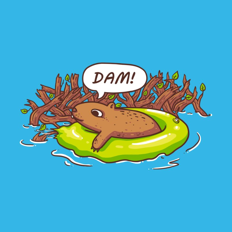 Dam! Men's T-Shirt by spookylili