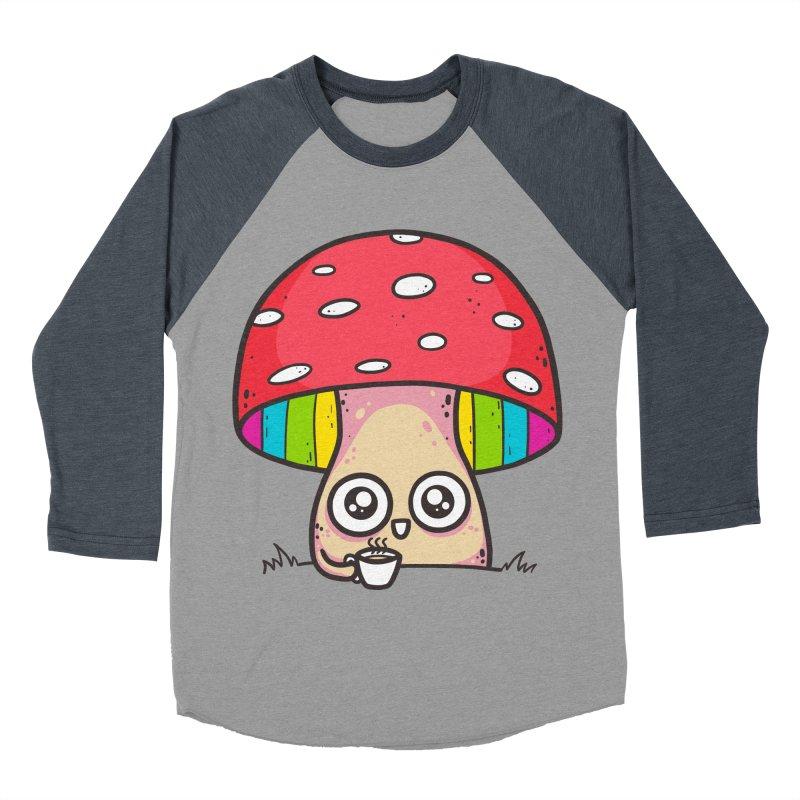 Tea Time Women's Baseball Triblend Longsleeve T-Shirt by spookylili