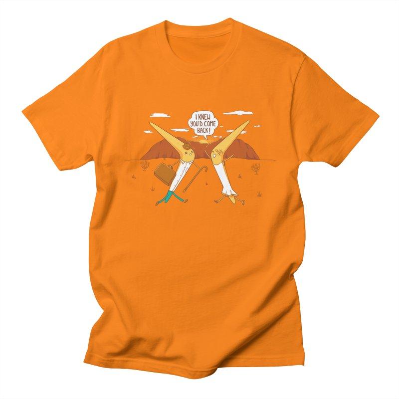 Classic Love Story Women's Regular Unisex T-Shirt by spookylili