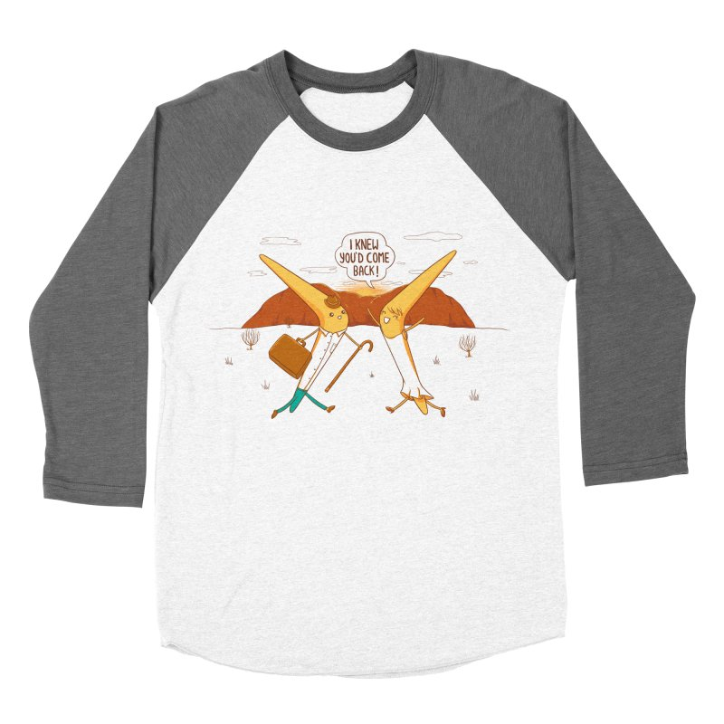 Classic Love Story Women's Baseball Triblend Longsleeve T-Shirt by spookylili