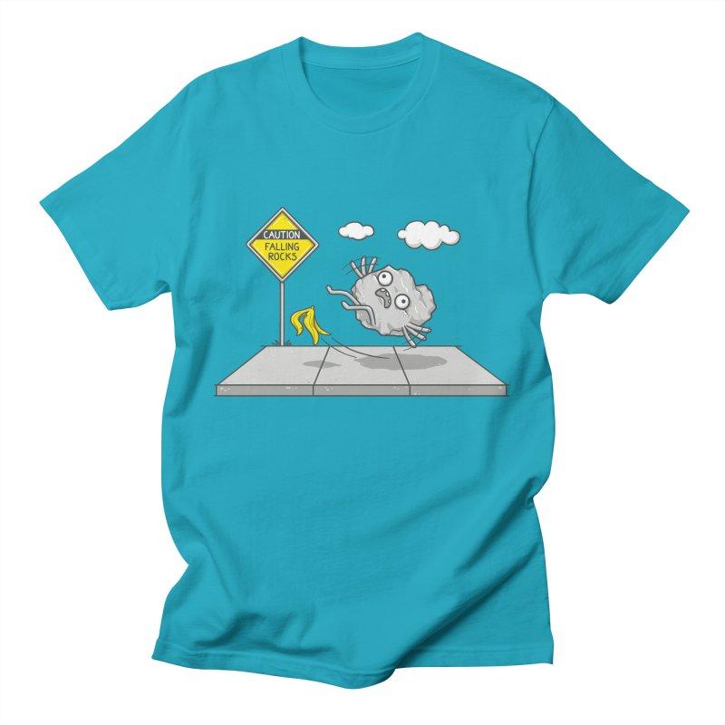 Rocky Road Men's T-Shirt by spookylili