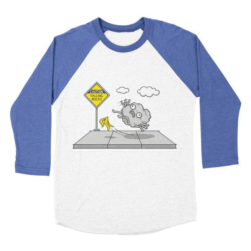 Rocky Road Women's Baseball Triblend Longsleeve T-Shirt by spookylili